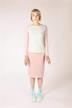Named Clothing, Sewing Pattern, Geneva Raglan Tee