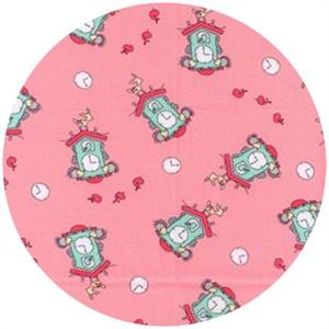Natalie Lymer, Folktale, Cuckoo Clocks Pink