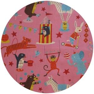 Nancy Wolff for Kokka Japan, Circus Pink