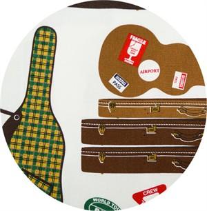 Japanese Import, OXFORD, World Tour Luggage