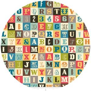 October Afternoon, Sasparilla, Alphabet Multi
