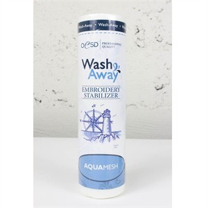 OESD, Embroidery Stabilizer, Wash Away