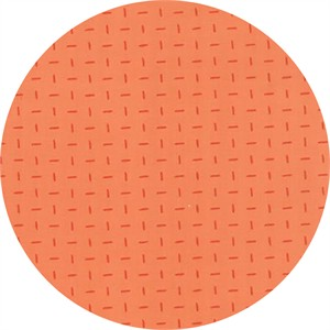 Studio M for Moda, Basic Mixologie Geometrics, Off the Grid Orange