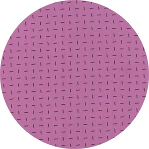 Studio M for Moda, Basic Mixologie Geometrics, Off the Grid Purple