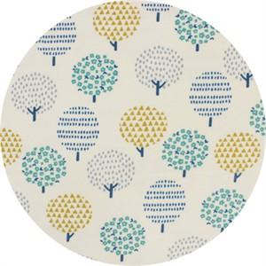 Cosmo Textiles, FLANNEL, Orchard Cream