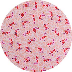Japanese Import, Geogram, Origami Pink