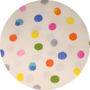 Japanese Import, Paint Dots Cream