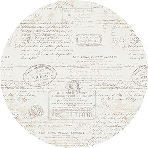 Amy Sinibaldi for Art Gallery, Paperie, Stamped