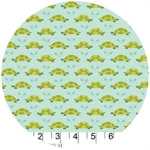 Patty Sloniger, Les Amis, Turtle Parade Tonal Aqua