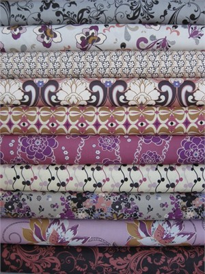 Pat Bravo, Rock N Romance, Dreammaker in FAT QUARTERS 10 Total