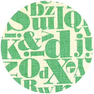 Patty Young, Just My Type, Letterpress Mint