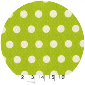 Patty Young, Textured Basics, Cool Dots Lime