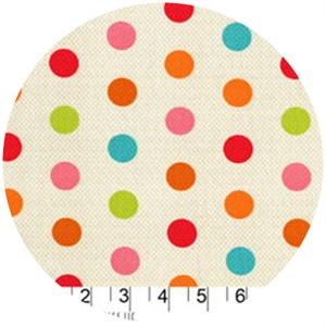 Patty Young, Textured Basics, Cool Dots Multi