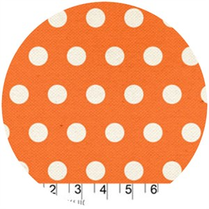 Patty Young, Textured Basics, Cool Dots Papaya
