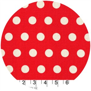 Patty Young, Textured Basics, Cool Dots Red