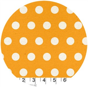 Patty Young, Textured Basics, Cool Dots Tangerine