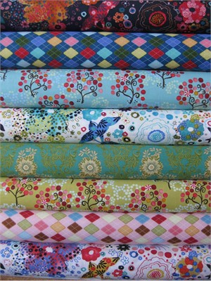 P&B Textiles, Daydreams in FAT QUARTERS 7 Total