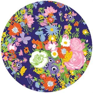 P&B Textiles, Garden Party, Garden Party Navy