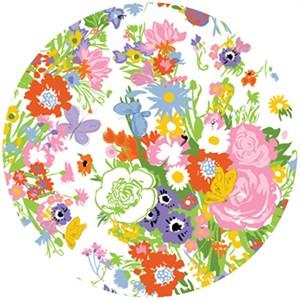 P&B Textiles, Garden Party, Garden Party White