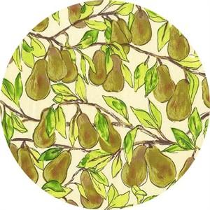 Laura Gunn for Michael Miller, Valencia, Pear Branch Cream