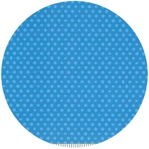 Penguin & Fish, Picnic Pals, Organic, Free Dots Blue