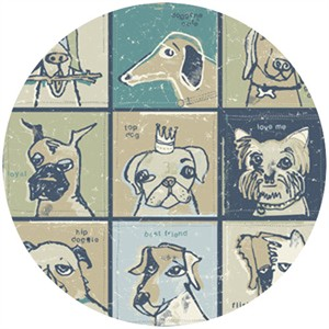 Peter Horjus, Doglandia, Ruff Bunch Navy