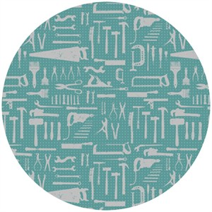 Peter Horjus, Hammer & Nails, The Workshop Blue