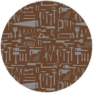 Peter Horjus, Hammer & Nails, The Workshop Brown