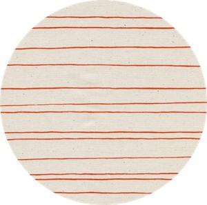 Cotton and Steel, Cozy, Pencil Stripes Natural