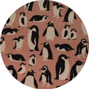 Japanese Import, BRUSHED, Penguin Power Blush