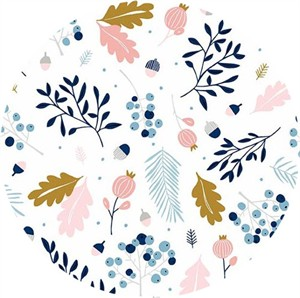 COMING SOON, Cathy Nordström for Andover, Forest Talk, Pine Blue