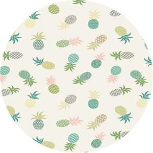 Lewis & Irene, Tropicana, Pineapples White