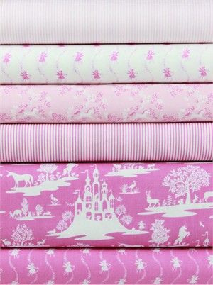 Dear Stella , Pixie Dust in FAT QUARTERS 6 Total