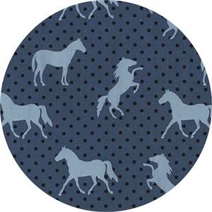 Michael Miller, Equestrian, Pony Up Denim