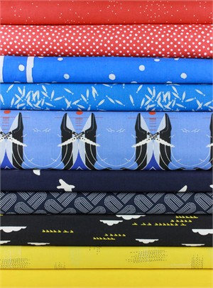 Fabricworm Custom Bundle, Primary Sea 10 Total