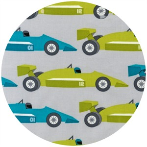 Print & Pattern, Boys Toys, Drag Race Sky