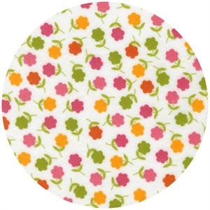 Print & Pattern, Ella FLANNEL, Falling Flowers Vintage