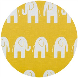 Premier Prints, HOME DEC,  Ele Corn Yellow (Slub)