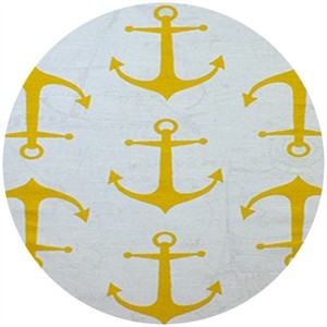 Premier Prints, HOME DEC, Anchors Corn Yellow (Slub)