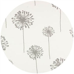Premier Prints, HOME DEC, Dandelion White/Storm
