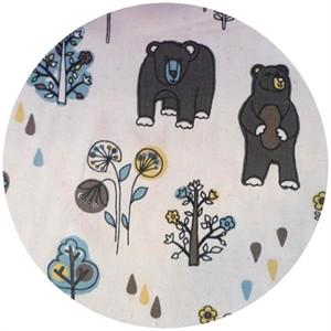 Premier Prints, HOME DEC, Honey Bear Cambridge/Natural