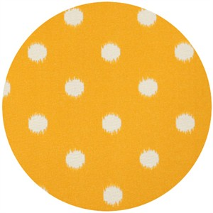 Premier Prints, HOME DEC, Ikat Dot Citrus