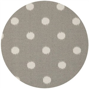 Premier Prints, HOME DEC, Ikat Dot Grey