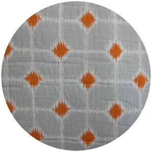 Premier Prints, HOME DEC, Sofie Mandarin/ Natural