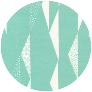 Rashida Coleman-Hale, Koi, Organic CANVAS, Pennants Waving