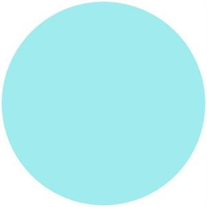 Rae Hoekstra,  Fanfare FLANNEL, Organic, Solid Blue
