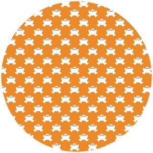 Rae Hoekstra, Lotus Pond, Organic, Hopping Along Orange