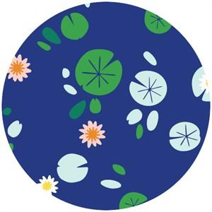 Rae Hoekstra, Lotus Pond, Organic, Lily Pond