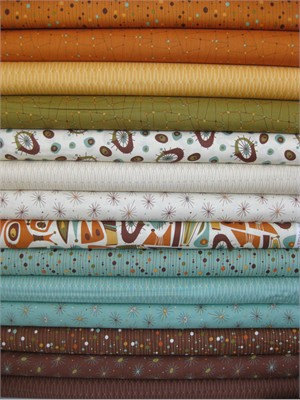 Ragnar, Mad Mod in FAT QUARTERS, 14 Total