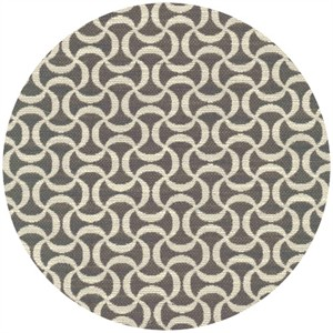 Regal Fabrics, HOME DEC, Squiggle Charcoal